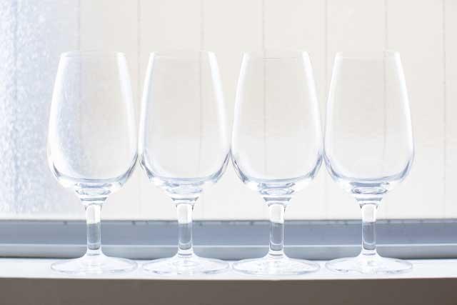 オシャレ&使いやすいワイングラス【家飲みがグッと楽しくなる!】